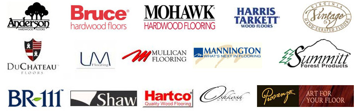 Hardwood Brand Names