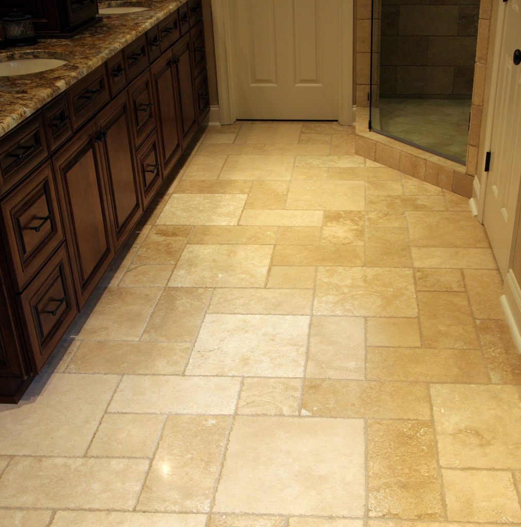 Ceramic porcelain tile flooring burbank glendale la for Floor designs